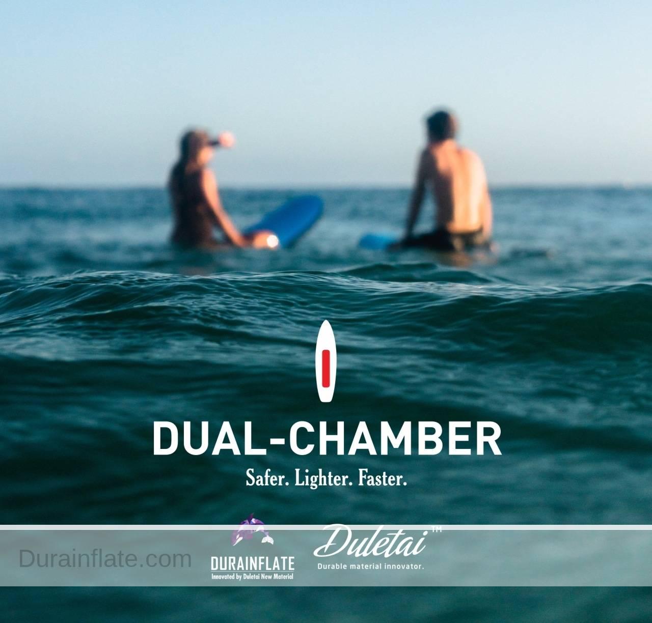 dual chamber SUP