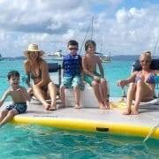 inflatable-floating-dock-portable-lake-bay-swimming-pool-platform