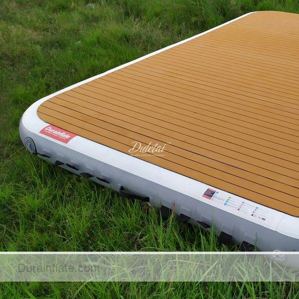 inflatable platform