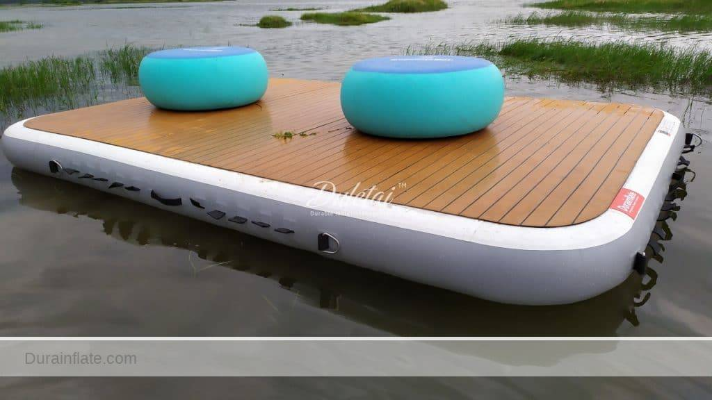 inflatable yacht docks