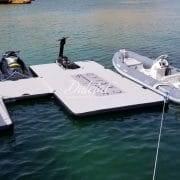 Inflatable jet ski docks888