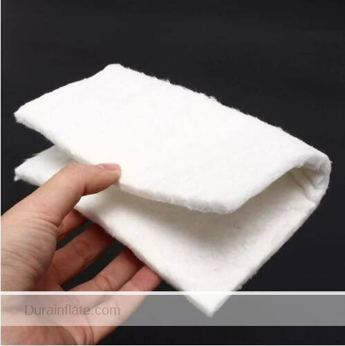 Aerogel insulation mat