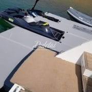 Inflatable jet ski docks88